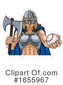Viking Clipart #1655967 by AtStockIllustration