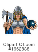 Viking Clipart #1662888 by AtStockIllustration