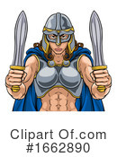Viking Clipart #1662890 by AtStockIllustration