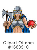 Viking Clipart #1663310 by AtStockIllustration
