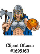 Viking Clipart #1695160 by AtStockIllustration
