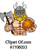 Viking Clipart #1706033 by AtStockIllustration