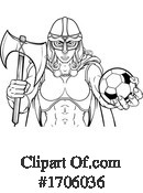 Viking Clipart #1706036 by AtStockIllustration