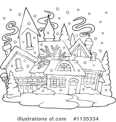 Village Clipart 1135334