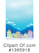Village Clipart #1365918 by visekart