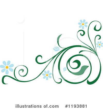 Floral Clipart #1193881 by dero
