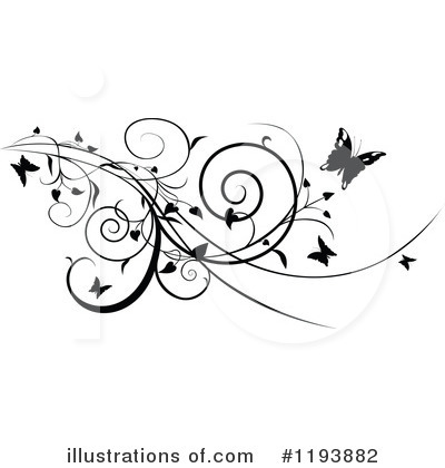 Butterfly Clipart #1193882 by dero