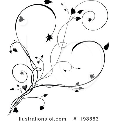 Floral Clipart #1193883 by dero