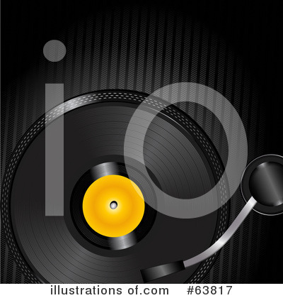 Vinyl Records Clipart #63817 by elaineitalia