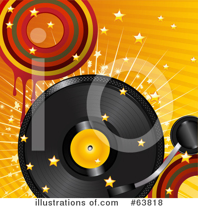 Vinyl Records Clipart #63818 by elaineitalia