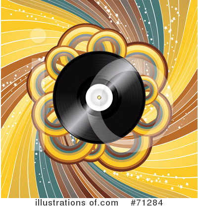 Vinyl Records Clipart #71284 by elaineitalia