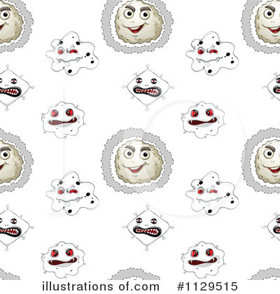 White Blood Cell Clipart #1129515 by Graphics RF
