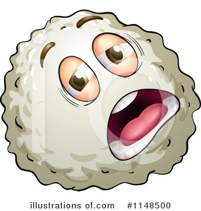 White Blood Cell Clipart #1148500 by Graphics RF