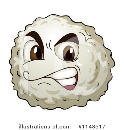 White Blood Cell Clipart #1148517 by Graphics RF