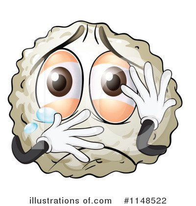 White Blood Cell Clipart #1148522 by Graphics RF