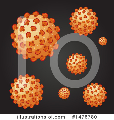 Virus Clipart #1476780 by Graphics RF