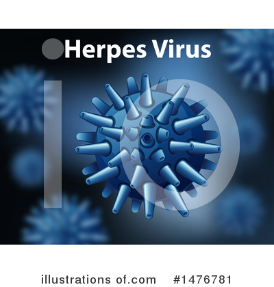 Virus Clipart #1476781 by Graphics RF
