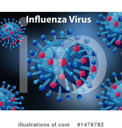 Virus Clipart #1476782 by Graphics RF