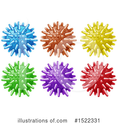 Virus Clipart #1522331 by Graphics RF