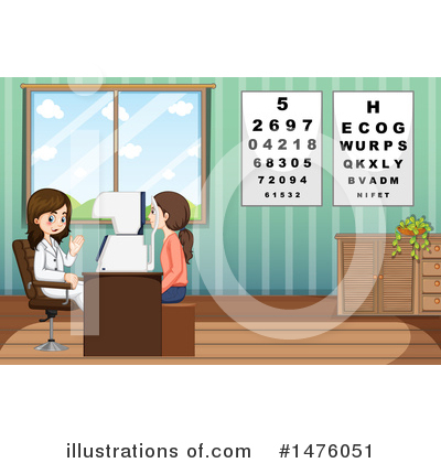 Optometry Clipart #1476051 by Graphics RF