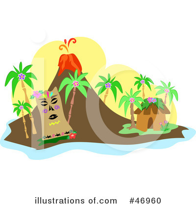 Volcano Clipart #46960 by bpearth