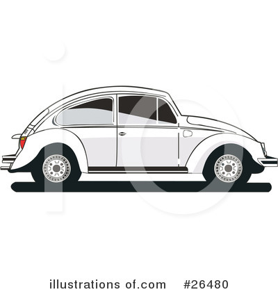 Car Clipart #26480 by David Rey