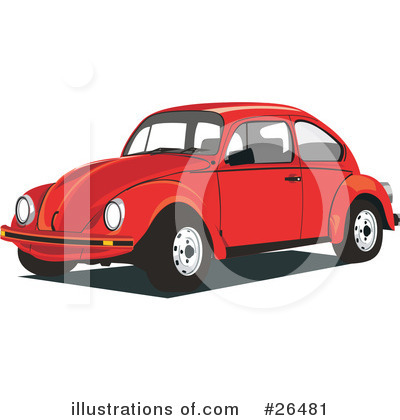 Car Clipart #26481 by David Rey