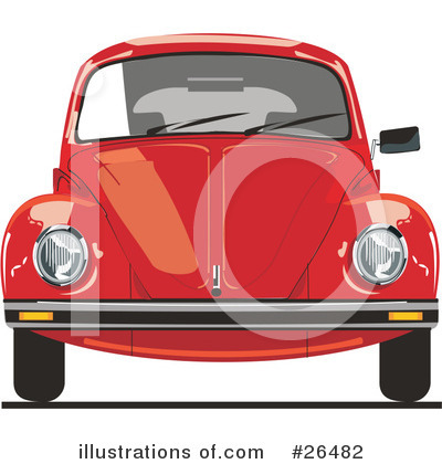 Car Clipart #26482 by David Rey