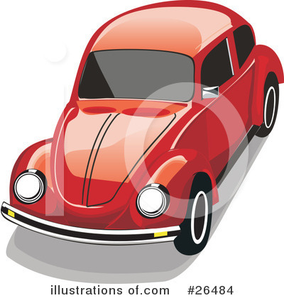 Car Clipart #26484 by David Rey