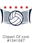 Volleyball Clipart #1341087
