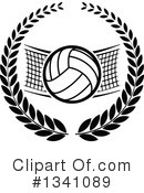 Volleyball Clipart #1341089