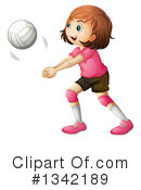 Volleyball Clipart #1342189