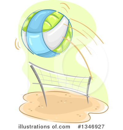 Sports Clipart #1346927 by BNP Design Studio