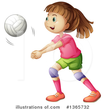 Sports Clipart #1365732 by Graphics RF