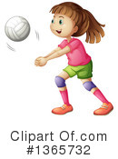 Volleyball Clipart #1365732