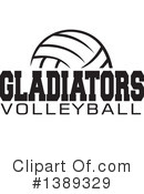 Volleyball Clipart #1389329