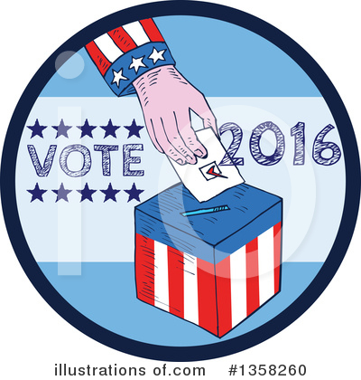 Politics Clipart #1358260 by patrimonio