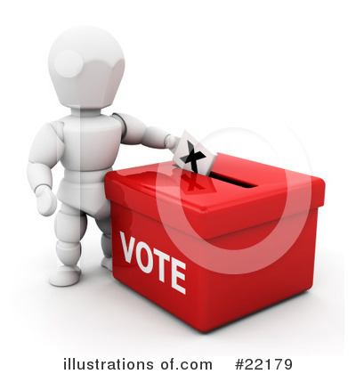 Voting Clipart #22179 by KJ Pargeter