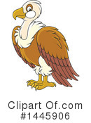 Vulture Clipart #1445906 by Alex Bannykh