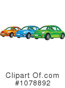Vw Beetle Clipart #1078892 by Lal Perera