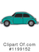 Vw Bug Clipart #1199152 by Lal Perera