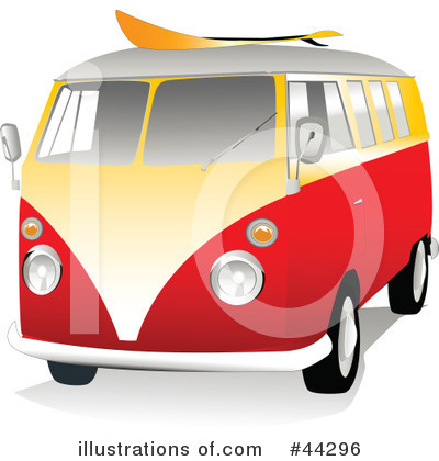 Van Clipart #44296 by toonster