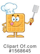 Waffle Clipart #1568645 by Hit Toon