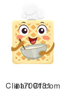 Waffle Clipart #1709181 by BNP Design Studio