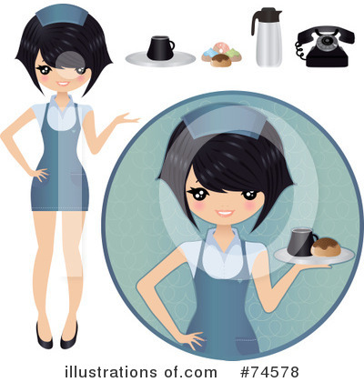 Asian Clipart #74578 by Melisende Vector
