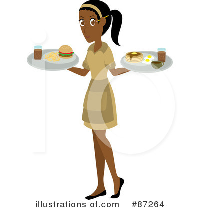 Burger Clipart #87264 by Rosie Piter