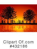 Walking Clipart #432186 by KJ Pargeter