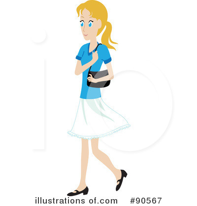 Purse Clipart #90567 by Rosie Piter