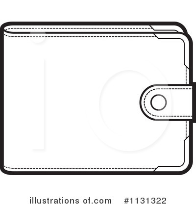 Royalty-Free (RF) Wallet Clipart Illustration by Lal Perera - Stock ...