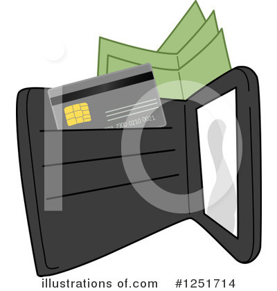 Credit Card Clipart #1251714 by BNP Design Studio